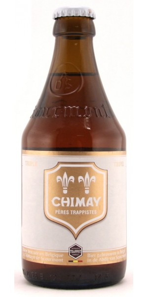 Chimay Triple - Tappo Bianco (33cl)