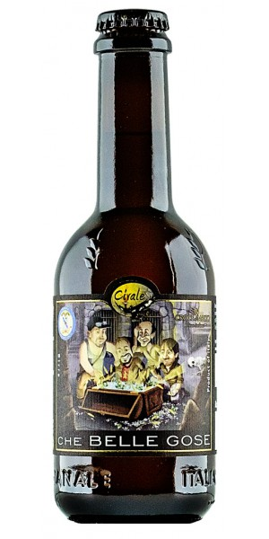 Civale Belle Gose (33cl) collaboration con Montegioco Croce Di Malto