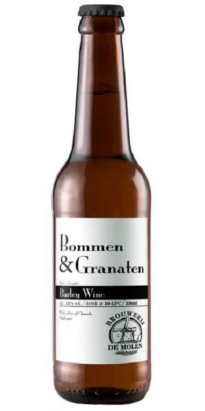De Molen Bommen and Granaten (33cl)