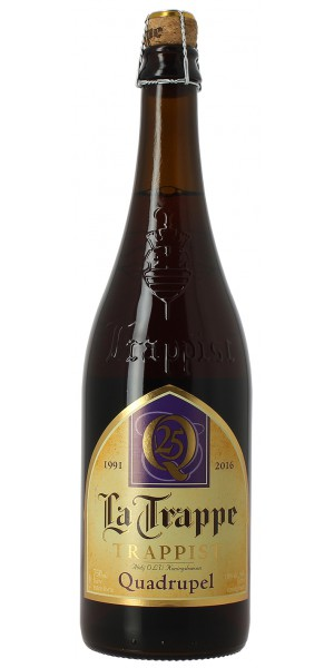 La Trappe Quadrupel (75cl)