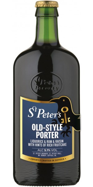 St. Peter's Old Style Porter (50cl)