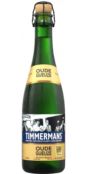 Timmermans Oude Gueuze 2016 (37.5cl)