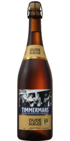Timmermans Oude Gueuze (75cl)