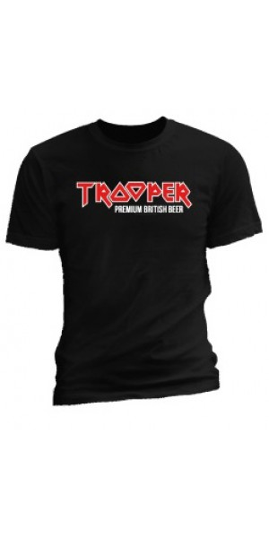 T-Shirt Iron Maiden Trooper (L)