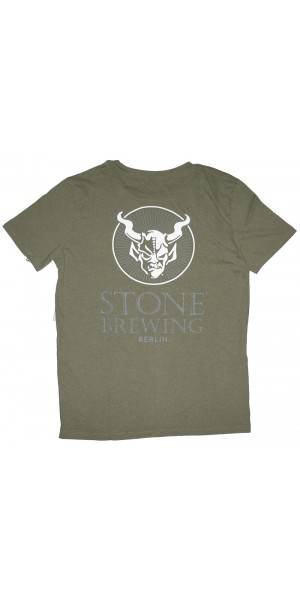 T-Shirt Stone Brewing Verde  (L)