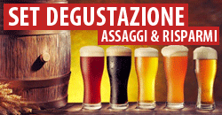 Set di degustazione - Assaggi & Risparmi