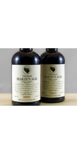 Thomas Hardy's Ale Golden Edition 2018 (33cl)